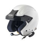 Sparco Italy J-PRO INTERCOM Open Face Helmet (with FIA homologation)