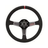 Sparco Italy L575 NERO Suede Steering Wheel