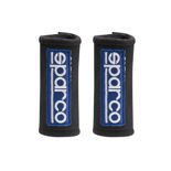 Sparco Italy MINI Shoulder Fan Pads black