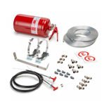 Sparco Italy Mechanical Extinguishing System 4,25 L