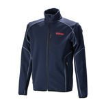 Sparco Italy Mens Softshell Jacket - Navy