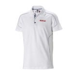 Sparco Italy Mens white Polo Shirt