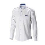 Sparco Italy Mens white Shirt