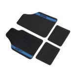 Sparco Italy NEW STRADA - B Car Mats black/blue