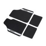 Sparco Italy NEW STRADA - B Car Mats black/grey