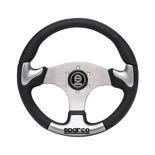 Sparco Italy P222 Steering Wheel grey