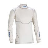 Sparco Italy PRO TECH RW-7 longsleeve top white (with FIA homologation)