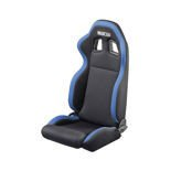 Sparco Italy R100 Black and Blue Tuning Car Seat
