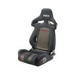 Sparco Italy R333 FORZA Black and Anthracite Tuning Car Seat