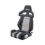 Sparco Italy R333 FORZA Black and Grey Tuning Car Seat