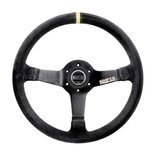 Sparco Italy R345 Suede Steering Wheel