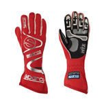 Sparco Italy Race Gloves ARROW H-7 red (with FIA homologation)