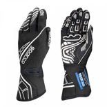 Sparco Italy Race Gloves LAP RG-5 Black (with FIA homologation)