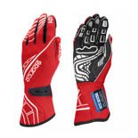 Sparco Italy Race Gloves LAP RG-5 Red (with FIA homologation)