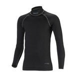 Sparco Italy SHIELD RW-9 longsleeve top black (with FIA homologation)