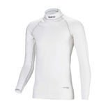 Sparco Italy SHIELD RW-9 longsleeve top white (with FIA homologation)