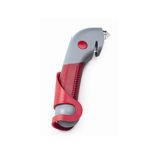 Sparco Italy Safety Hammer with Light and Seatbelt Cutter