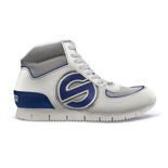 Sparco Italy Shoes GENESIS H white/navy