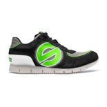 Sparco Italy Shoes GENESIS L black/green