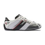 Sparco Italy Time 77 Shoes - White-Black