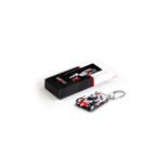 Toyota WRC Racing  Car Keyring