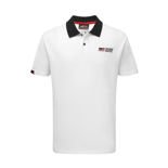 Toyota WRC Racing Men's Logo Polo Shirt White