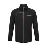 Toyota WRC Racing Men's Logo Softshell Black