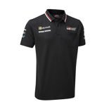 Toyota WRC Racing Men's Team Polo Shirt Black