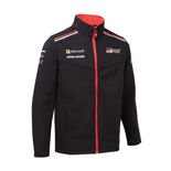 Toyota WRC Racing Men's Team Softshell Black