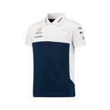 UK Williams Martini Racing Kids Polo Shirt
