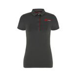USA Haas F1 Team Ladies Logo Polo Shirt