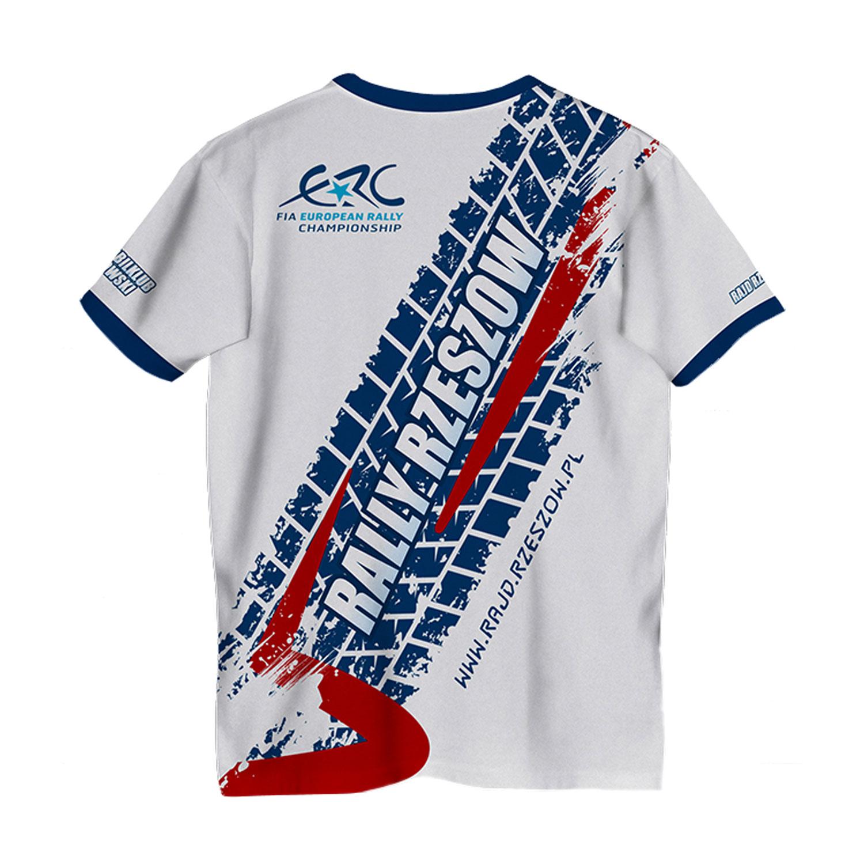 Erc Rally Rzeszow Mens T Shirt Clothing T Shirts F1store Net