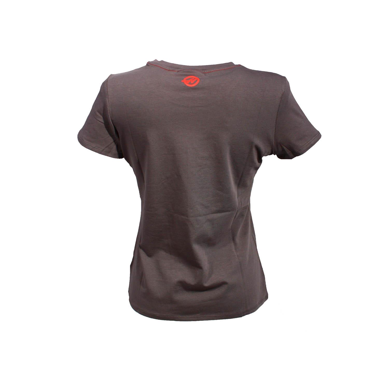 Fan Wear Haas F1 Ladies Team Logo T Shirt Clothing T Shirts Shop By Team Formula 1 Teams