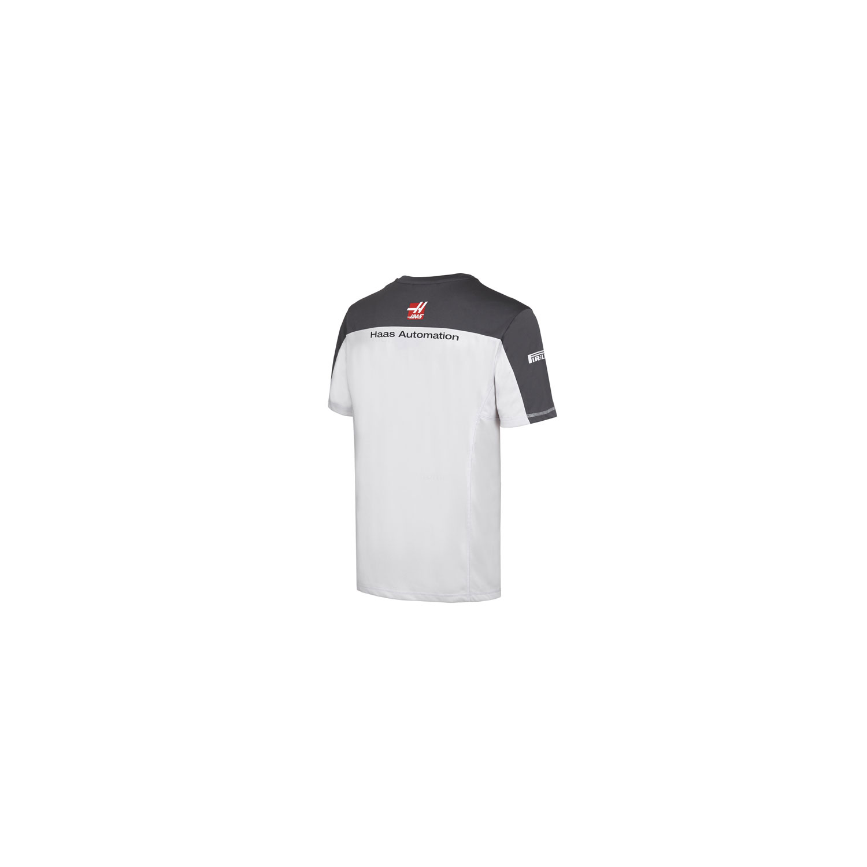Fan Wear Haas Formula 1 Team Kids T Shirt Grey Clothing T Shirts Shop By Team Formula 1