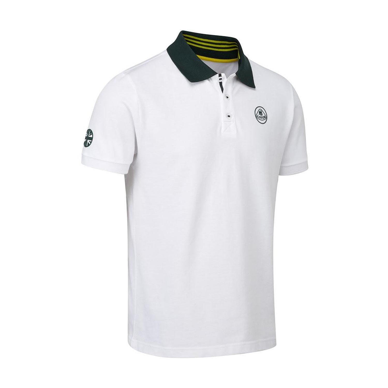 2017 Lotus Racing Men's Logo Polo Shirt   Clothing  Polo ...