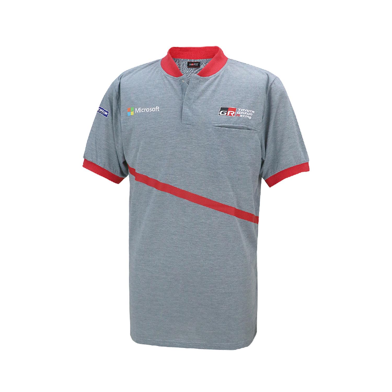 2017 Toyota Gazoo Racing Wrt Team Mens Polo Shirt Clothing Polo