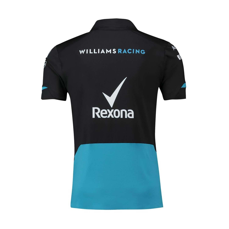 cb4622dd9d032 2019 Williams Racing UK Mens Team Polo Shirt Black | Clothing \ Polo ...