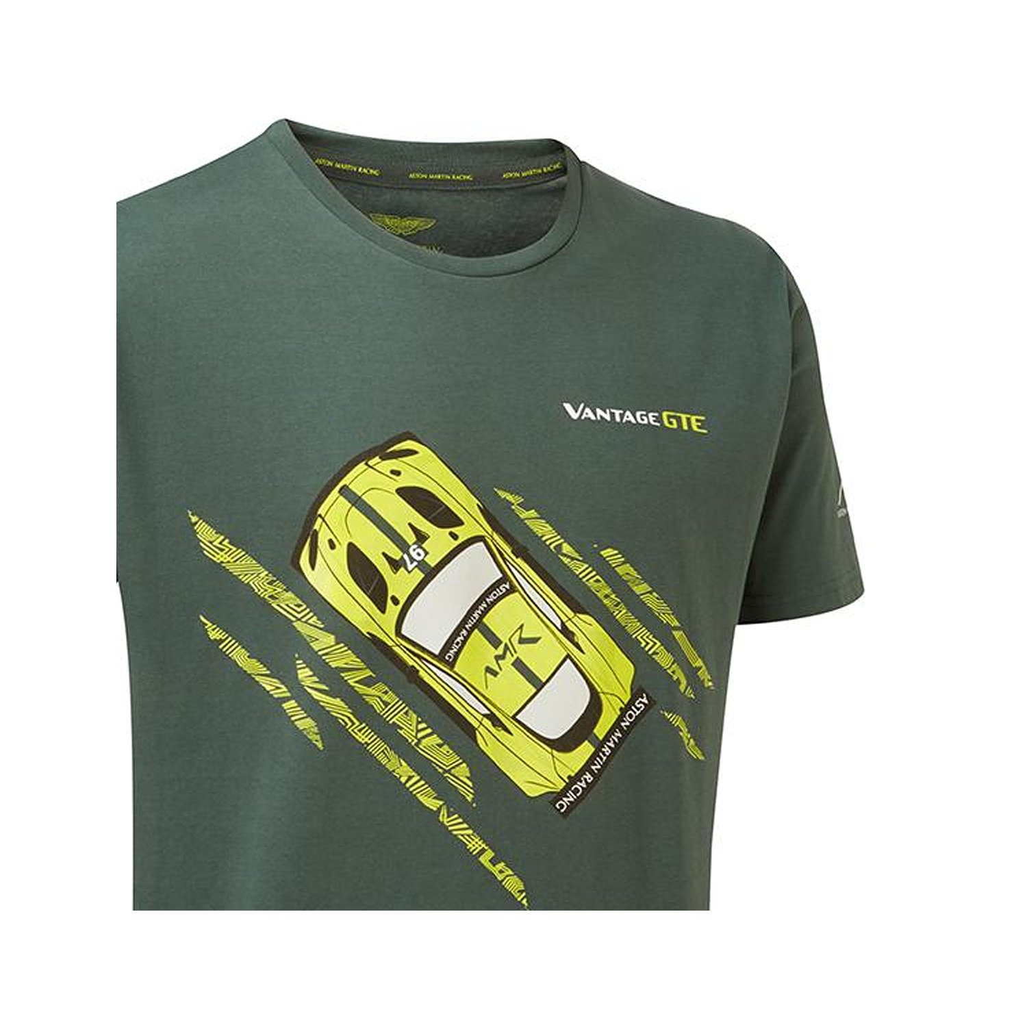 Aston Martin Racing Men/'s Team Travel T-Shirt