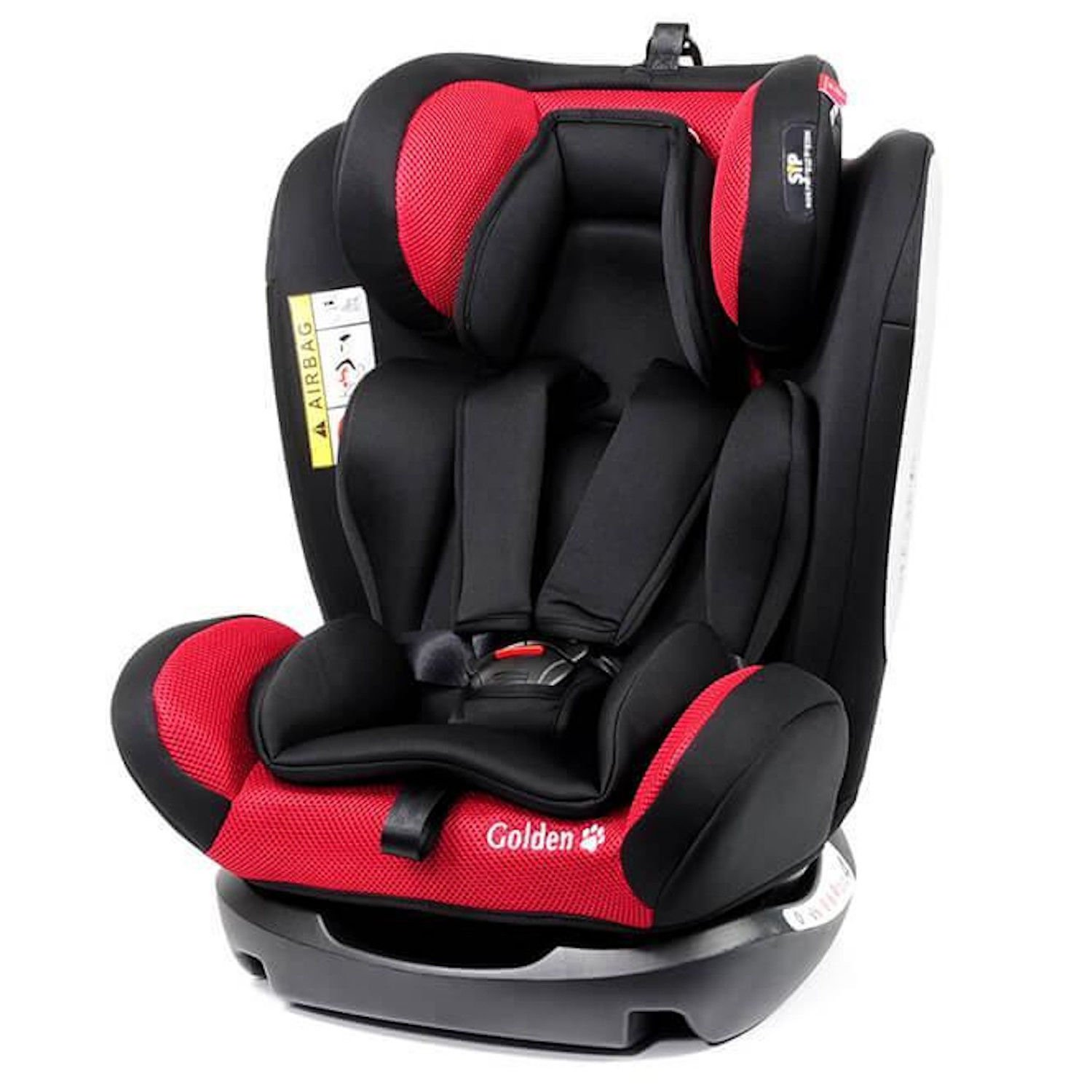 Babysafe Golden red Child Seat (0-36 kg