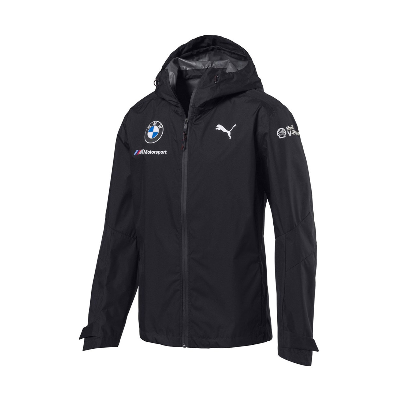 2018 bmw motorsport teamwear mens rain jacket clothing. Black Bedroom Furniture Sets. Home Design Ideas