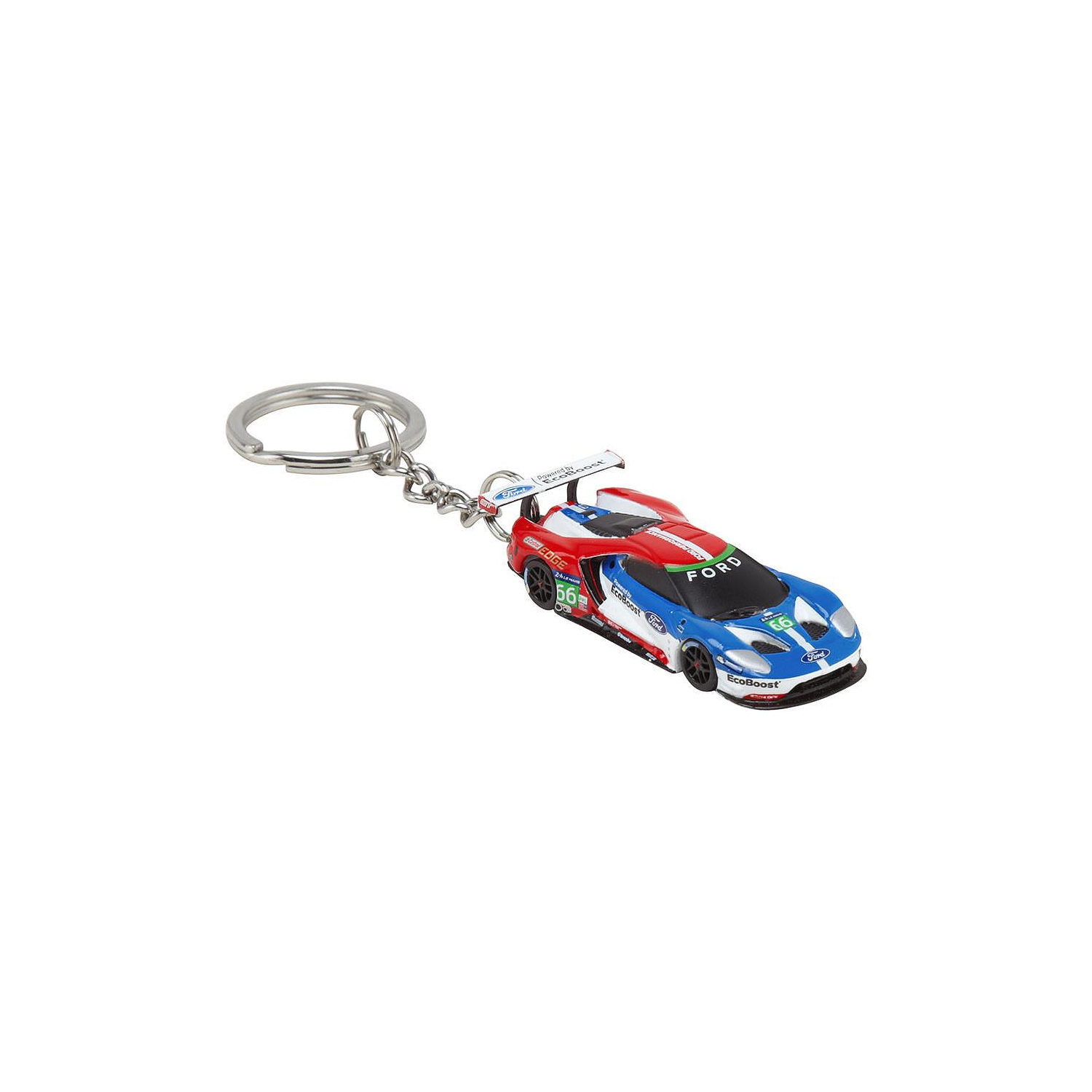 Ford Performance Car Keyring Accesories Keyrings Shop By Team Racing Teams Ford Performance F1store Net