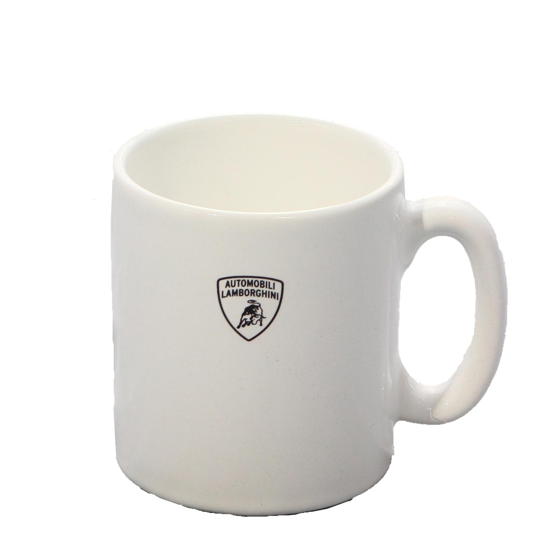 Lamborghini F1 Team Crest Mug White Accesories Kitchen Equipment