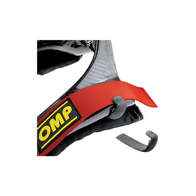 Rally OMP FHR HANS Device Harness Clip Race