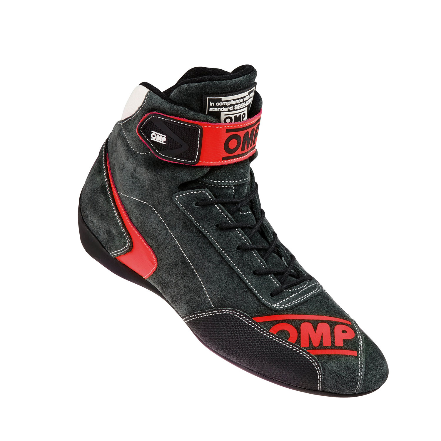 OMP IC//80306141 Tecnica Evo Shoes, Red, Size 41