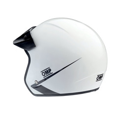 2017 OMP Italy Star Open Face Helmet