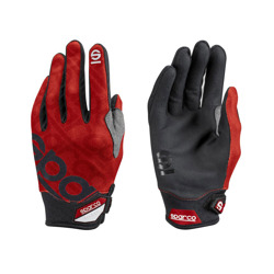 Sparco Mechanic Gloves MECA-3 red