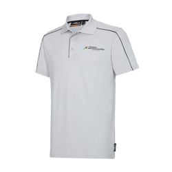 Fan Wear Sahara Force India Formula 1 Team Fan Polo Shirt Grey