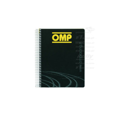 OMP Italy A4 Co-Drivers Note Pad