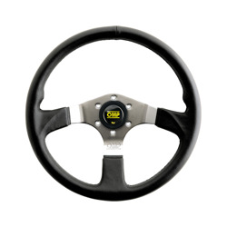 OMP Italy ASSO Leather Steering Wheel