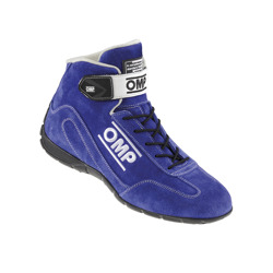 OMP Italy CO-DRIVER Blue Racing Shoes (FIA)